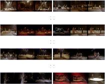 MACBETH by Shakespeare  design: Ruari Murchison  lighting: Tim Mitchell  choreographer: Pat Garrett  fights director: Richard Ryan  director: Bill Alexander  Birmingham Repertory Theatre, Birmingham,...