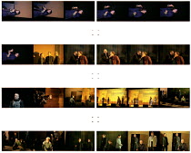 MACBETH by Shakespeare  design: Stewart Laing  lighting: Mimi Jordan Sherin  fights arranger: Terry King  director: Tim Albery  Royal Shakespeare Company (RSC), Royal Shakespeare Theatre   Stratford-u...