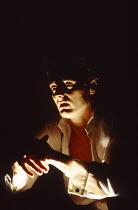 CORIOLAN after Shakespeare director: Robert Lepage  Jules Philip (Coriolanus)Theatre Repere / Nottingham Playhouse, Nottingham, England  24/11/1993          (C) Donald Cooper/Photostage   photos@photo...