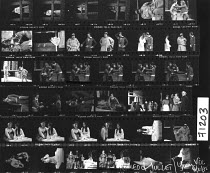 ROMEO AND JULIET by Shakespeare  design: Tim Goodchild  lighting: Derek Bown  choreographer & fights: Michael Owen Morris  director: Peter James Richard Kay (Romeo), Louise Purnell (Juliet)The Young V...