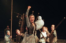 THE CAUCASIAN CHALK CIRCLE by Bertolt Brecht in a new version by Frank McGuinness design: Tim Hatley lighting: Paule Constable director: Simon McBurney  Juliet Stevenson (Grusha) in collaboration with...