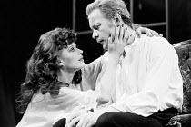 A PATRIOT FOR ME  by John Osborne  director: Stephen Hollis ~~Marianne Faithfull (Countess Sophia Delyanoff), Michael Byrne (Alfred Redl) ~Watford Palace Theatre, Watford, England  28/11/1973...