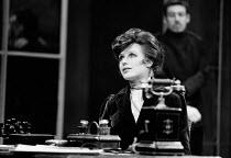 A PATRIOT FOR ME  by John Osborne  director: Stephen Hollis ~~Marianne Faithfull (Countess Sophia Delyanoff) ~Watford Palace Theatre, Watford, England  28/11/1973                ~(c) Donald Cooper/Pho...