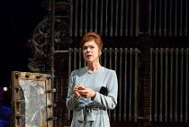 Janie Dee (Phyllis Rogers Stone) in Stephen Sondheim's FOLLIES opening at the Olivier Theatre, National Theatre, London SE1 on 06/09/2017   music & lyrics by Stephen Sondheim book: James Goldman  desi...