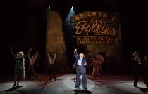 Di Botcher (Hattie Walker) in Stephen Sondheim's FOLLIES opening at the Olivier Theatre, National Theatre, London SE1 on 06/09/2017   music & lyrics by Stephen Sondheim book: James Goldman  design: Vi...