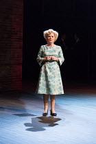 Imelda Staunton (Sally Durant Plummer) in Stephen Sondheim's FOLLIES opening at the Olivier Theatre, National Theatre, London SE1 on 06/09/2017   music & lyrics by Stephen Sondheim book: James Goldman...