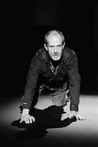 COMPANY by Samuel Beckett  adapted by Katharine Worth  director: Tim Pigott-Smith Julian Curry Donmar Warehouse, London WC2  19/01/1988        (c) Donald Cooper/Photostage   photos@photostage.co.uk...
