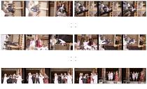 RICHARD III  by Shakespeare  director: Barry Kyle    all female company / Season of Regime Change   Kathryn Hunter (Richard III) Shakespeare's Globe, London SE1  11/06/2003      (C) Donald Cooper/Phot...