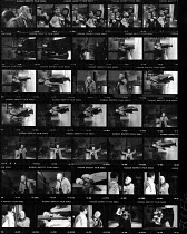 RICHARD III  by Shakespeare  design: Mirian Shvelidze  director: Robert Sturua   Ramaz Chkhikvadze (Richard III) Rustaveli Company of Georgia, Roundhouse, London NW1  28/01/1980          Donald Cooper...