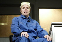 TROUBLE IN THE WORKS  by Harold Pinter  design: Miriam Buether  lighting: Johanna Town  director: Douglas Hodge Jason WatkinsOxford Playhouse, Oxford, England  13/02/2004(c) Donald Cooper/Photostage...