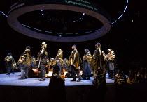 THE RETURN OF ULYSSES  ( Il ritorno d'Ulisse in patria ) music: Claudio Monteverdi  conductor: Christian Curnyn  set design: Hyemi Shin  costumes: Kimie Nakano  lighting: Paule Constable  director: Jo...