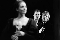 WOMEN BEWARE WOMEN by Thomas Middleton adapted & completed by Howard Barker design: Kandis Cook lighting: Andy Phillips director: William Gaskill  l-r: Joanne Whalley (Bianca), Gary Oldman (Sordido),...