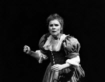 THE FAIR MAID OF THE WEST by Thomas Heywood set design: John Napier costumes: Andreane Neofitou lighting: Wayne Dowdeswell director: Trevor Nunn Imelda Staunton (Bess Bridges) Royal Shakespeare Compan...