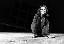 FAITH HEALER by Brian Friel design: Kandis Cook lighting: Jack Raby assistant director: Danny Boyle director: Christopher Fettes ~Helen Mirren (Grace) Royal Court Theatre, London SW1 02/03/1981 (c) Do...