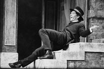 'TIS PITY SHE'S A WHORE by John Ford design: Kenneth Mellor lighting: Mark Pritchard director: David Giles ~Ian McKellen (Giovanni) Actors' Company, Wimbledon Theatre, London SW19 1974 (c) Donald Coop...