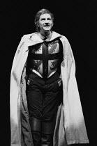 KING JOHN by Shakespeare design: John Napier, Martyn Bainbridge & Ann Curtis original lighting design: David Hersey director: John Barton with Barry Kyle  Ian McKellen (Philip the Bastard) Royal Shak...