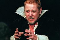 THE DEVIL IS AN ASS by Ben Jonson set design: Bunny Christie costumes: Laura Hopkins director: Matthew Warchus ~John Nettles (Merecraft)Royal Shakespeare Company (RSC), Swan Theatre, Stratford-upon-Av...