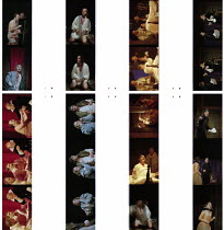 THE DEVIL IS AN ASS by Ben Jonson set design: Bunny Christie costumes: Laura Hopkins director: Matthew Warchus ~with Douglas Henshall (Wittipol), David Troughton (Fitzdottrel), John Nettles (Merecraft...