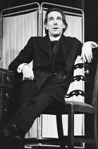 SHERLOCK HOLMES by Arthur Conan Doyle & William Gillette design: Carl Toms director: Frank Dunlop  John Wood (Sherlock Holmes) Royal Shakespeare Company (RSC), Aldwych Theatre, London WC2 1973 (c) D...