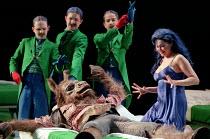 A MIDSUMMER NIGHT'S DREAM music: Benjamin Britten libretto: Benjamin Britten & Peter Pears, after Shakespeare conductor: Steuart Bedford design: Michael Levine lighting: Davy Cunningham choreographer:...