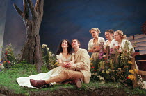 TESS OF THE D'URBERVILLES adapted from the novel by Thomas Hardy by Karen Louise Hebden music: Stephen Edwards lyrics: Justin Fleming design: Bruce Athol MacKinnon lighting: Bruno Poet choreography: T...