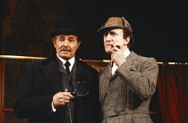 SHERLOCK HOLMES The Musical book, music & lyrics by Leslie Bricusse based on the characters created by Arthur Conan Doyle set design: Sean Cavanagh costumes: Anthony Mendleson lighting: Mark Henderson...