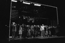 THE THREEPENNY OPERA 'Die Dreigroschenoper' music: Kurt Weill conductor: Simon Rattle text: Berthold Brecht translation: Hugh MacDiarmid after 'The Beggar's Opera' by John Gay design: Stephanos Lazari...