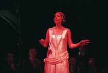 THE THREEPENNY OPERA 'Die Dreigroschenoper' music: Kurt Weill conductor: Alison Berry text: Berthold Brecht after 'The Beggar's Opera' by John Gay design: Jason Denvir  Jessica Watson (Polly Peachum)...