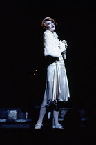 THE THREEPENNY OPERA text: Brecht translation: Hugh MacDiarmid music: Weill after Gay set design: Patrick Robertson costumes: Rosemary Vercoe lighting: Richard Pilbrow choreography: Eleanor Fazan dire...