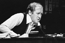 INADMISSIBLE EVIDENCE by John Osborne design: John Gunter lighting: Jack Raby director: John Osborne ~Nicol Williamson (Bill Maitland) Royal Court Theatre, London SW1 12/08/1978(c) Donald Cooper/Photo...