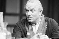 LONG DAY'S JOURNEY INTO NIGHT by Eugene O'Neill design: Michael Annals lighting: Robert Bryan director: Michael Blakemore  Laurence Olivier (James Tyrone) National Theatre (NT) production, New Theatre...