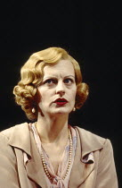 THREE TALL WOMEN by Edward Albee set design: Carl Toms costumes: Tom Rand lighting: Jenny Cane director: Anthony Page ~Anastasia Hille~Wyndham's Theatre, London WC2 28/10/1994 (c) Donald Cooper/Photos...