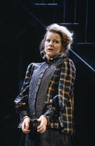 MEASURE FOR MEASURE by Shakespeare set design: Maria Bjornson costumes: Sue Willmington lighting: Chris Parry choreography: David Toguri director: Trevor Nunn  I/ii- Teresa Banham (Juliet) Royal Shak...