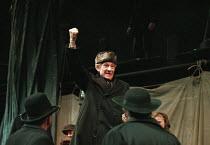 AN ENEMY OF THE PEOPLE by Henrik Ibsen in a version by Christopher Hampton set design: John Napier costumes: John Bright lighting: David Hersey director: Trevor Nunn   Ian McKellen (Dr. Tomas Stockma...