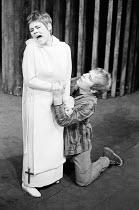 MEASURE FOR MEASURE by Shakespeare set design: Patrick Roberston costumes: Rosemary Vercoe lighting: Geoffrey Mersereau director: John Neville assisted by Michael Rudman   Judi Dench (Isabella), John...