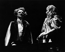 THE PHANTOM OF THE OPERA from the novel by Gaston Leroux adapted & directed by David Giles set design: Kenneth Mellor costumes: Jan Wright lighting: Mick Hughes   Edward Petherbridge (Erik), Sharon D...