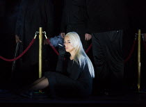 SALOME by Richard Strauss after Oscar Wilde conductor: Martyn Brabbins design: Marg Horwell lighting: Lucy Carter choreographer: Melanie Lane director: Adena Jacobs ~Clare Presland (Herodias's Page)En...