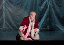 SALOME by Richard Strauss after Oscar Wilde conductor: Martyn Brabbins design: Marg Horwell lighting: Lucy Carter choreographer: Melanie Lane director: Adena Jacobs ~Michael Colvin (Herod)English Nati...