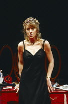 TWO-WAY MIRROR by Arthur Miller design: Bob Crowley lighting: Paul Denby director: David Thacker ~Helen Mirren (Angela) The Young Vic, London SE1 01/1989 (c) Donald Cooper/Photostage photos@photostage...