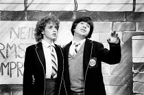 THE SECRET DIARY OF ADRIAN MOLE AGED 13 3/4 based on the novel by Sue Townsend music & lyrics: Ken Howard & Alan Blaikley design: Anthony Dean lighting: Mick Hughes musical staging: Christine Cartwrig...