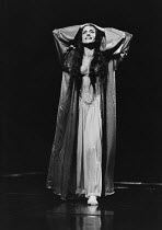 THE CHANGELING by Thomas Middleton & William Rowley design: Judith Bland director: Terry Hands <br> Diana Quick (Beatrice) Royal Shakespeare Company (RSC), Aldwych Theatre, London WC2 16/10/1978 (c) D...