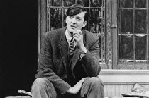 THE COMMON PURSUIT written & directed by Simon Gray design: David Jenkins lighting: Leonard Tucker <br> Stephen Fry (Humphrey) Watford Palace Theatre, Watford, England 03/03/1988 Phoenix Theatre, Lond...