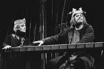 HENRY IV by Luigi Pirandello <br> Yvonne Mitchell (Contessa Matilde), Rex Harrison (Henry IV) Her Majesty's Theatre, Haymarket, London SW1 02/1974 (c) Donald Cooper/Photostage photos@photostage.co.uk...