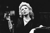 TALES FROM HOLLYWOOD by Christopher Hampton design: Alison Chitty lighting: Stephen Wentworth director: Peter Gill <br> Billie Whitelaw (Nelly Mann) Olivier Theatre, National Theatre (NT), London SE1...