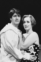 THE RIDE DOWN MT. MORGAN by Arthur Miller design: Tanya McCallin director: Michael Blakemore <br> Tom Conti (Lyman), Gemma Jones (Theo)Wyndham's Theatre, London WC2 31/10/1991(c) Donald Cooper/Photost...