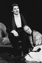 THE ASPERN PAPERS by Henry James adapted from the novel by Michael Redgrave design: Carl Toms lighting: Joe Davis director: Frith Banbury <br> Christopher Reeve (Henry Jarvis), Vanessa Redgrave (Miss...