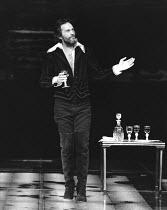 MAN AND SUPERMAN by Bernard Shaw set design: Ralph Koltai costumes: David Walker lighting: Joe Davis director: Christopher Morahan <br> Daniel Massey (John Tanner) Olivier Theatre, National Theatre (N...
