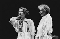 AS YOU LIKE IT by Shakespeare design: Bob Crowley lighting: David Hersey choreography: Stuart Hopps director: Adrian Noble <br> Juliet Stevenson (Rosalind), Hilton McRae (Orlando) Royal Shakespeare Th...