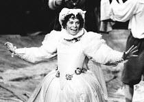AS YOU LIKE IT by Shakespeare set design: Hayden Griffin costumes: Peter J Hall lighting: Andy Phillips fights: William Hobbs director: John Dexter <br> Sara Kestelman (Rosalind) Olivier Theatre, Nati...