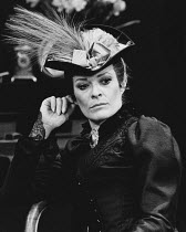 THREE SISTERS by Anton Chekhov set design: Patrick Roberston costumes: Rosemary Vercoe director: Jonathan Miller <br> Janet Suzman (Masha) Cambridge Theatre, London WC2 23/06/1976 (c) Donald Cooper/Ph...